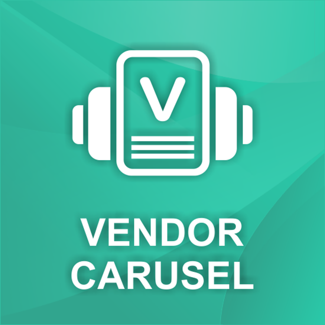 Picture of nopComerce Anywhere Vendor Carusel