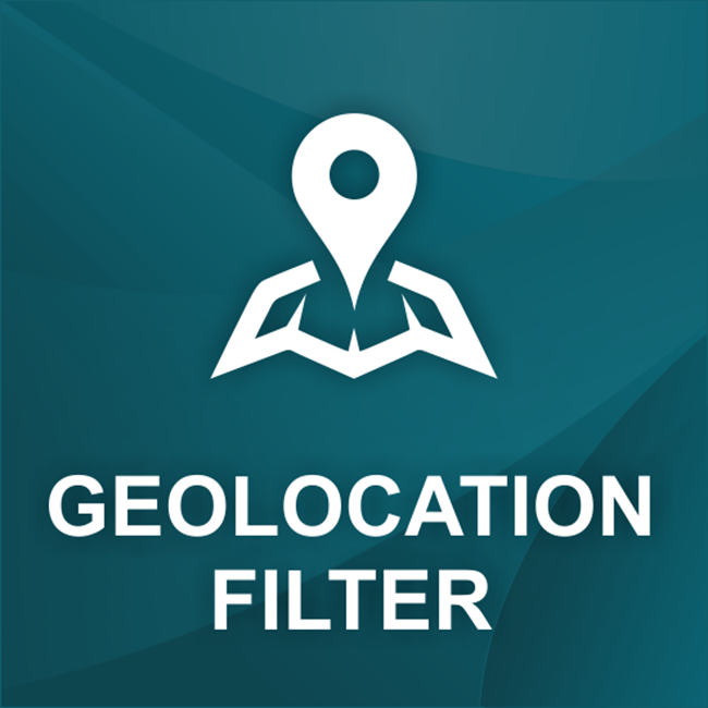 Picture of nopCommerce (free /shareware/paid) downloads&Geolocation product filtering Plugin