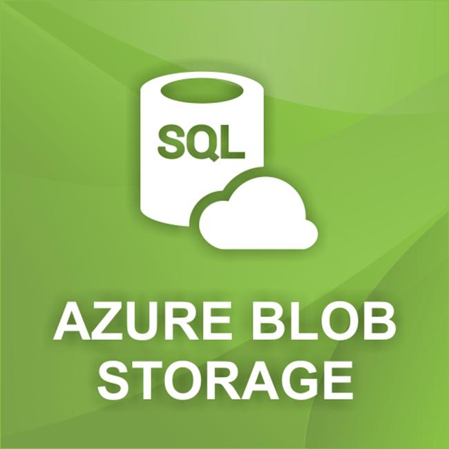 nopCommerce Azure Blob Storage/CDN plugin