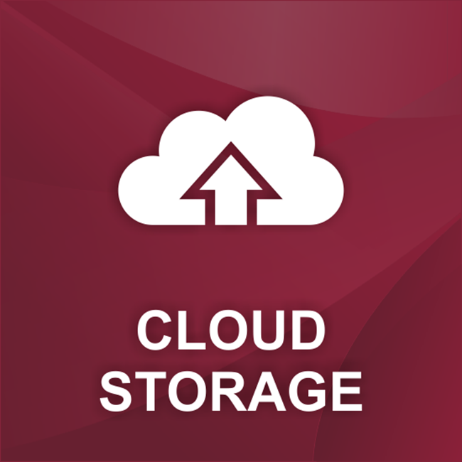 Изображение Cloud Storage Plugin