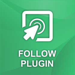 Изображение nopCommerce Follow Plugin