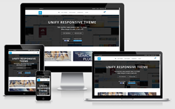 Picture of nopCommerce Unify Theme