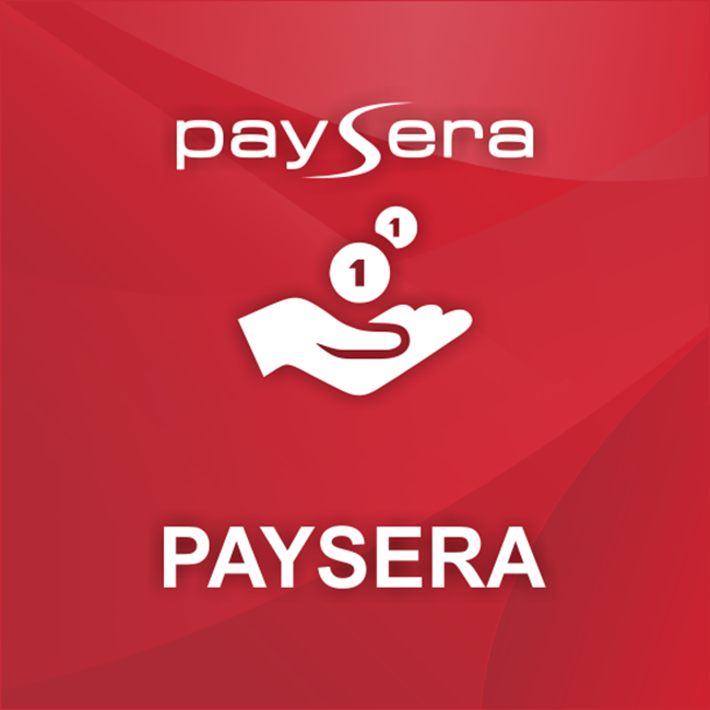 Picture of PaySera Credit Card
