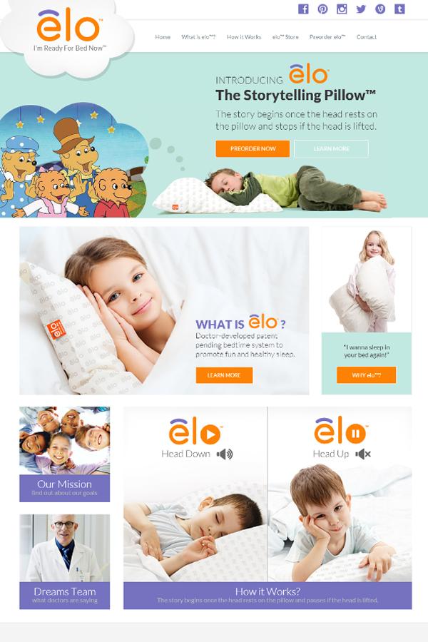 Elo website
