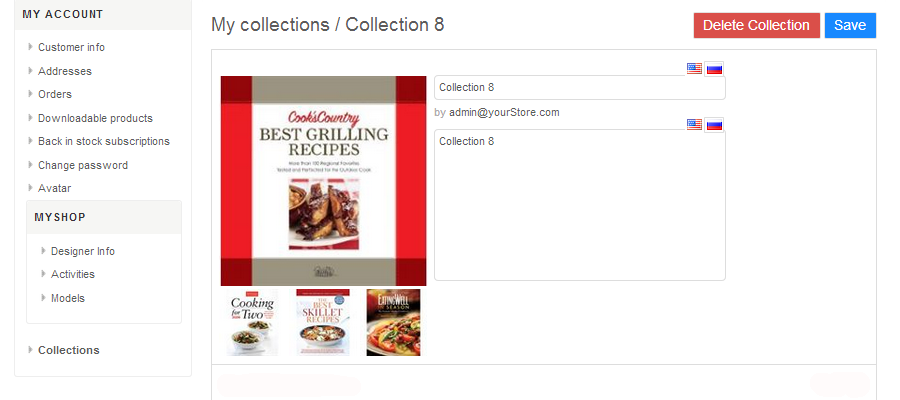 Collection Plugin