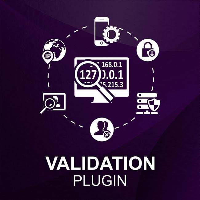 Picture of Validation plugin