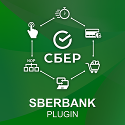 Picture of nopCommerce Sberbank plugin